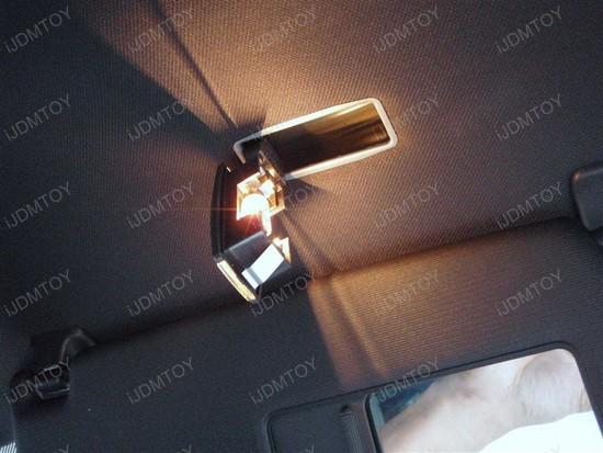 Volkswagen - GTi - interior - led - lights - 1